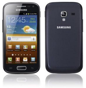 El video del Samsung Galaxy Ace 2 confirma la actualización de ICS para el teléfono inteligente