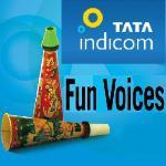 Engaña a tus amigos con Fun Voices de TATA Indicom