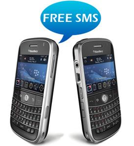 Envíe SMS gratis desde su BlackBerry a través de la aplicación 'Free Message (SMS) India'