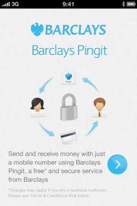 Envíe dinero con solo un número de teléfono con la aplicación Barclays Pingit
