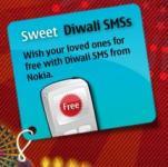 Envíe saludos SMS gratuitos de Diwali, cortesía de Nokia
