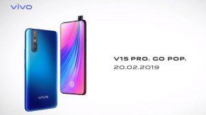 Vivo V15 Pro confirmado con cámara trasera de 48 MP