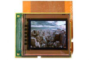 Esta pantalla OLED puede hacer que la pantalla retina de Apple funcione por su dinero