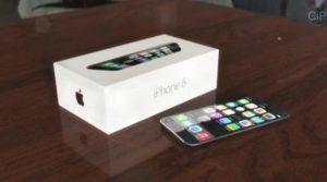Este concepto de iPhone 6 curvo es un iPhone con el que quieres soñar