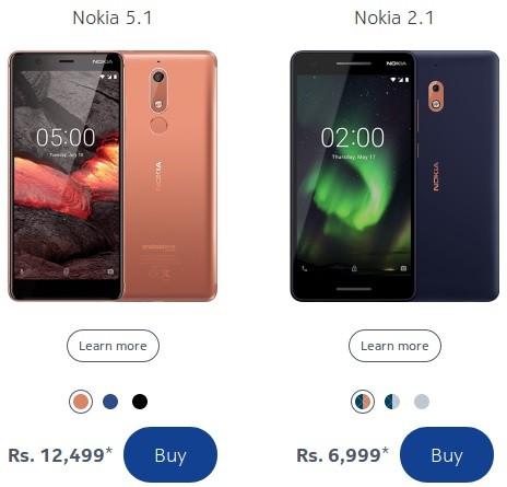 nokia-2-1-5-1-precio-india