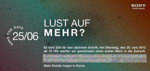 Evento de prensa de Sony Mobile el 25 de junio en Alemania