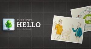 Evernote Hello ahora disponible para Android