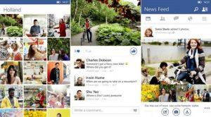 Facebook Beta para Windows Phone actualizado con un nuevo diseño, soporte para carga de videos y más