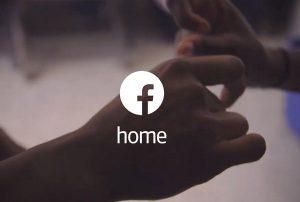 Facebook Home para Android presentado