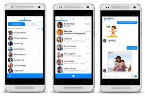Facebook Messenger para Android obtiene nuevas funciones con la actualización