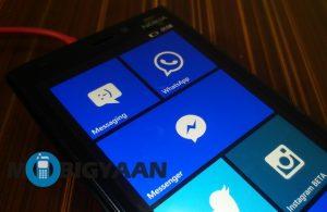 Facebook Messenger llega a Windows Phone