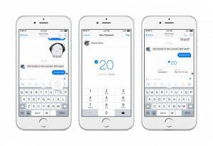 Facebook Messenger te permitirá enviar dinero a tus amigos pronto