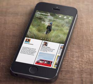Facebook Paper anunciado, es una aplicación de lectura de noticias