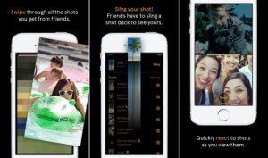 Facebook revela accidentalmente Slingshot, el competidor de Snapchat