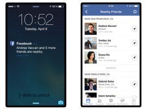 Facebook anuncia la función Amigos cercanos en Android e iOS