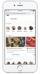 Facebook comienza a probar anuncios en Messenger