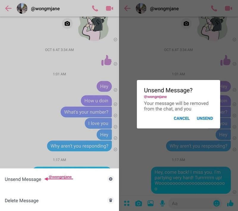 Facebook-messenger-testing-unsend-messages-option