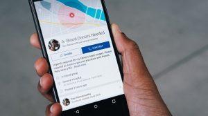 Facebook facilita la búsqueda de donantes de sangre en India con esta nueva función