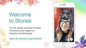Facebook fusiona Messenger Day y Facebook Stories con publicaciones cruzadas sincronizadas
