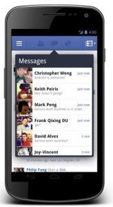 Facebook para Android actualizado, velocidad mejorada con nuevos cambios en la interfaz de usuario