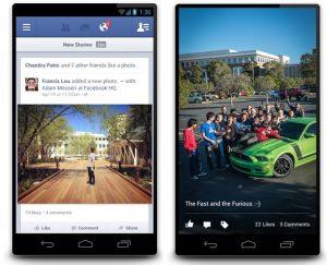 Facebook para Android se volvió más rápido, estamos enamorados de él