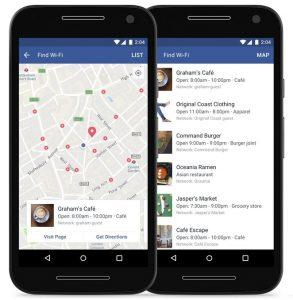 """Facebook presenta una nueva función """"Buscar Wi-Fi"""" a nivel mundial para iOS y Android"""