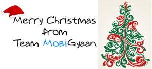 Feliz Navidad a todos del Equipo MobiGyaan