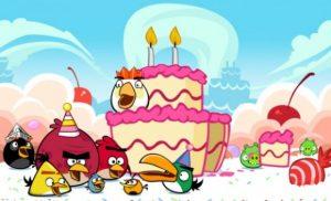 Feliz segundo día 'Bird' para Angry Birds