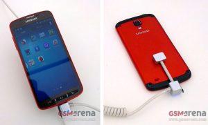 Filtración de imágenes activas del Samsung Galaxy S4