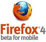 Firefox 4 beta para dispositivos móviles lanzado para Android y Maemo