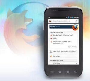 Firefox para Android se actualiza a la versión 6