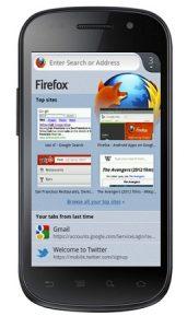 Firefox para Android Beta recibe una nueva actualización;  Se agregó el modo de navegación privada