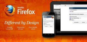 Firefox para Android actualizado a la versión 9