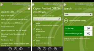 Flashcards Pro en Windows Phone 8 facilita el aprendizaje