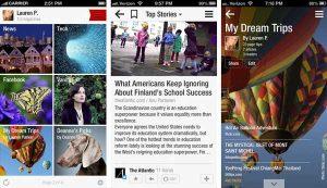 Flipboard v2.0 lanzado para Android