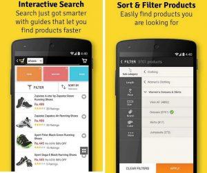 Descripción general de la aplicación Flipkart para Android [Video]