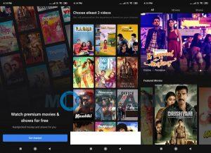 Flipkart comienza a implementar un servicio de transmisión de video gratuito para los usuarios de Android