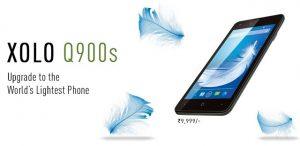 Xolo Q900s con pantalla de 4.7 pulgadas y procesador Snapdragon de cuatro núcleos anunciado para Rs.  9999