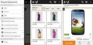 Flipkart lanza la aplicación nativa de Android