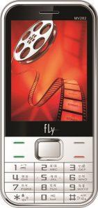 Fly MV282 es la última oferta de teléfonos Dual-Sim de la compañía