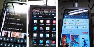 Fotos de Motorola X Phone filtradas
