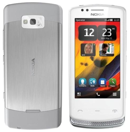 Fotos de prensa oficiales del Nokia Zeta '700'