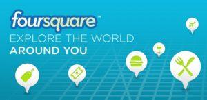 """Foursquare v4.0 para iOS 5 ahora viene con """"Radar"""""""