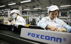 Foxconn contratará a 20.000 trabajadores, probablemente para el iPhone 5