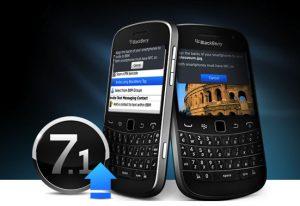 Fugas de BlackBerry OS 7.1.0.402 para varios dispositivos