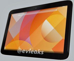Fugas de Google Nexus 10 de próxima generación;  puede incluir Android 4.5, 3 GB de RAM