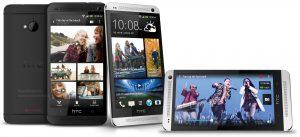 Fugas de imágenes de prensa oficiales de alta calidad de HTC One