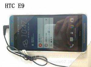 Fugas de imágenes en vivo de HTC One E9 junto con detalles de One E9 Plus