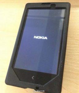 Fugas del prototipo de Nokia Normandy con Android
