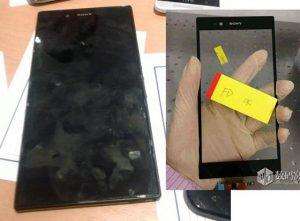 Se revelan las especificaciones esperadas del Sony Xperia ZU